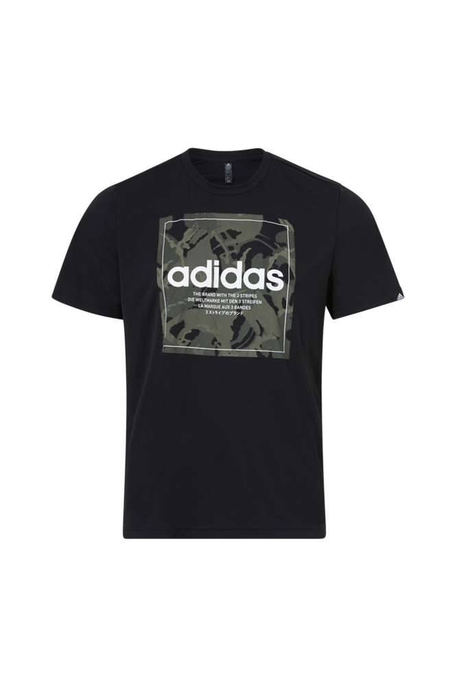 adidas Sport Performance T-shirt M Camo BX T