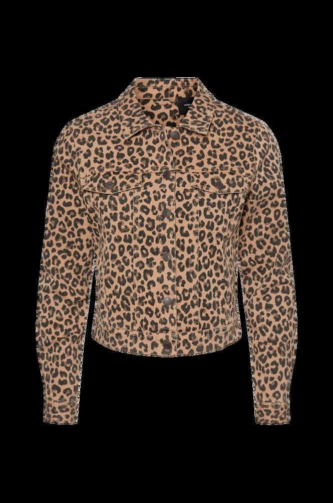Vero Moda Denimjakke vmLeonora LS Denim Jacket