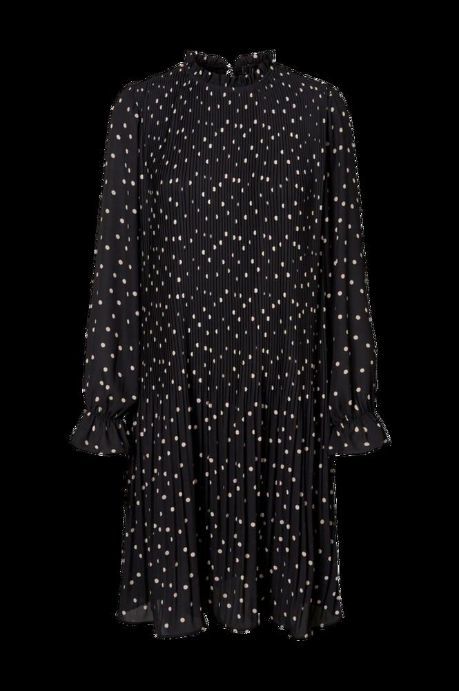 Vero Moda Kjole vmDorit L/S Pleat Short Dress