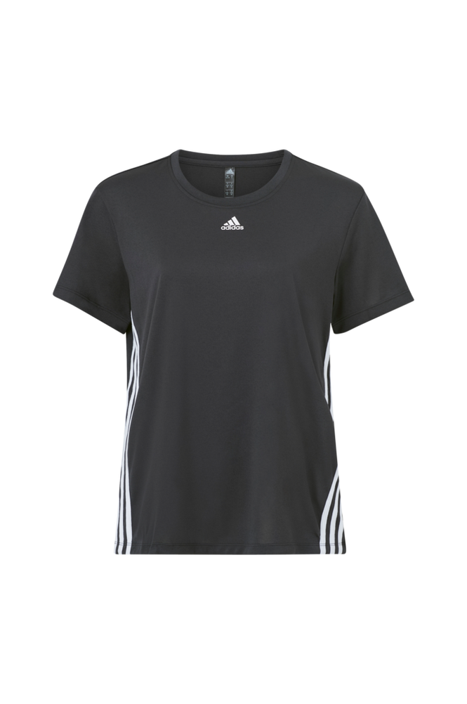 adidas Sport Performance Træningstop 3-Stripes Tee