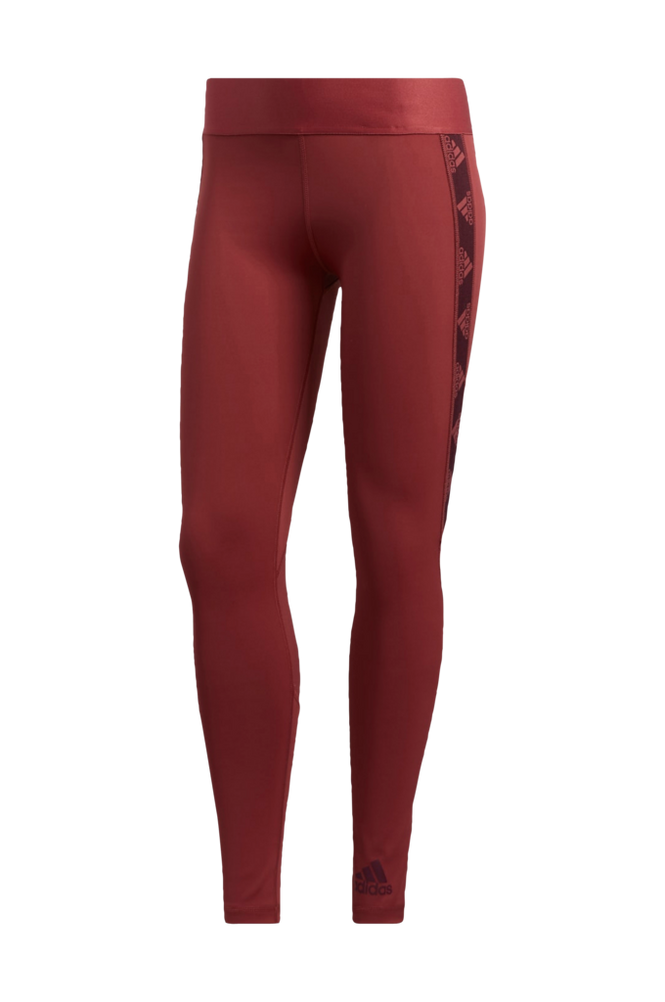 adidas Sport Performance Træningstights Alphaskin Badge of Sport Tights