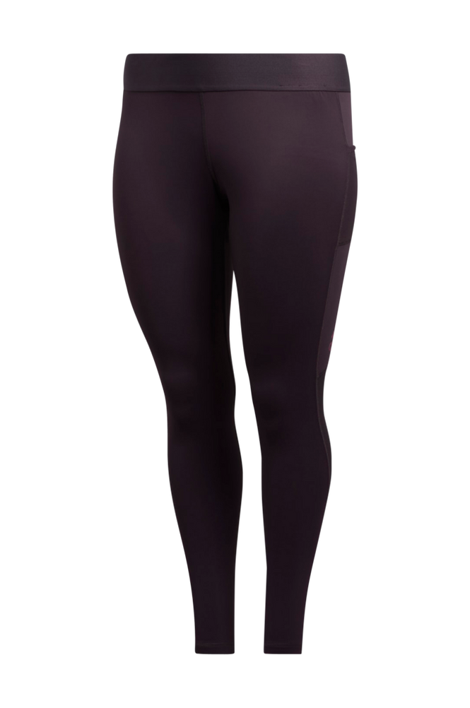 Se adidas Sport Performance Træningstights Alphaskin Sport Long Tights Plus ved Ellos