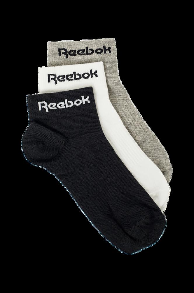 Reebok Performance Ankelsokker Act Core Ankle Sock 3-pak