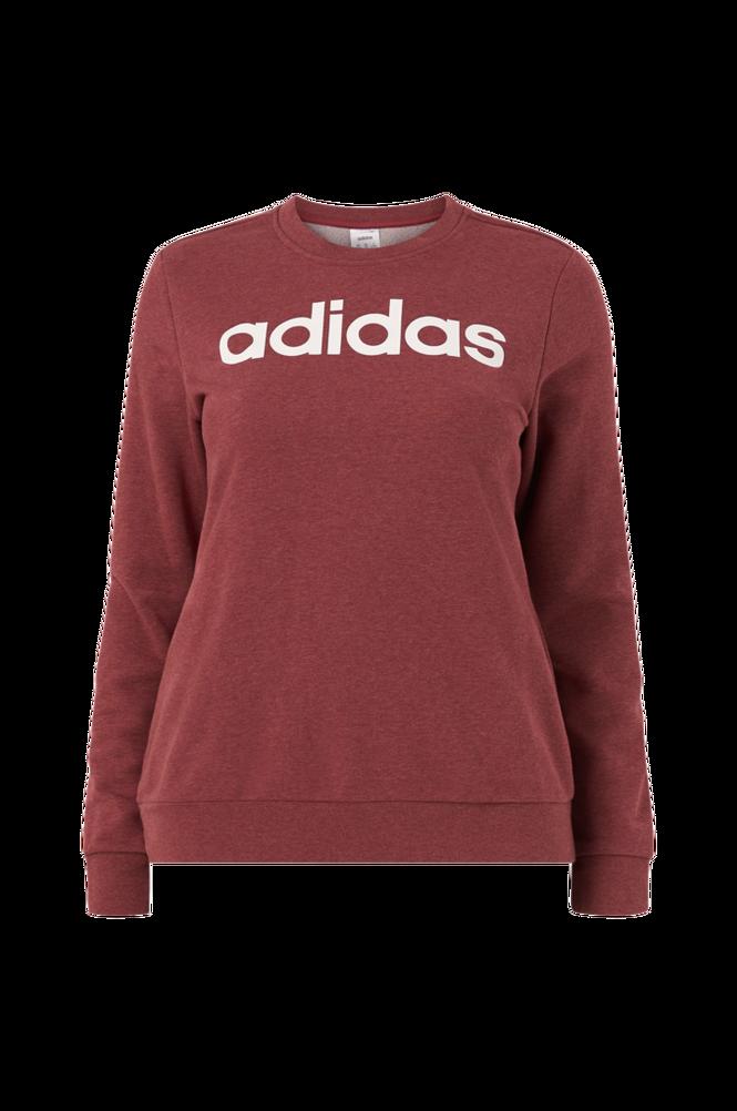 adidas Sport Performance Sweatshirt W E LIN SWT INC Plus