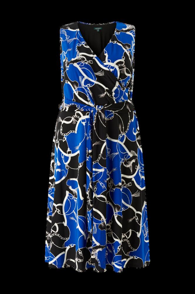Lauren Ralph Lauren Curve Kjole Carana Sleeveless Day Dress