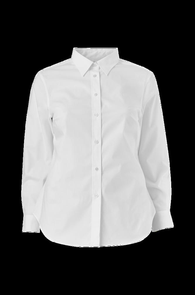Lauren Ralph Lauren Curve Skjorte LS Shirt W Chst Emb