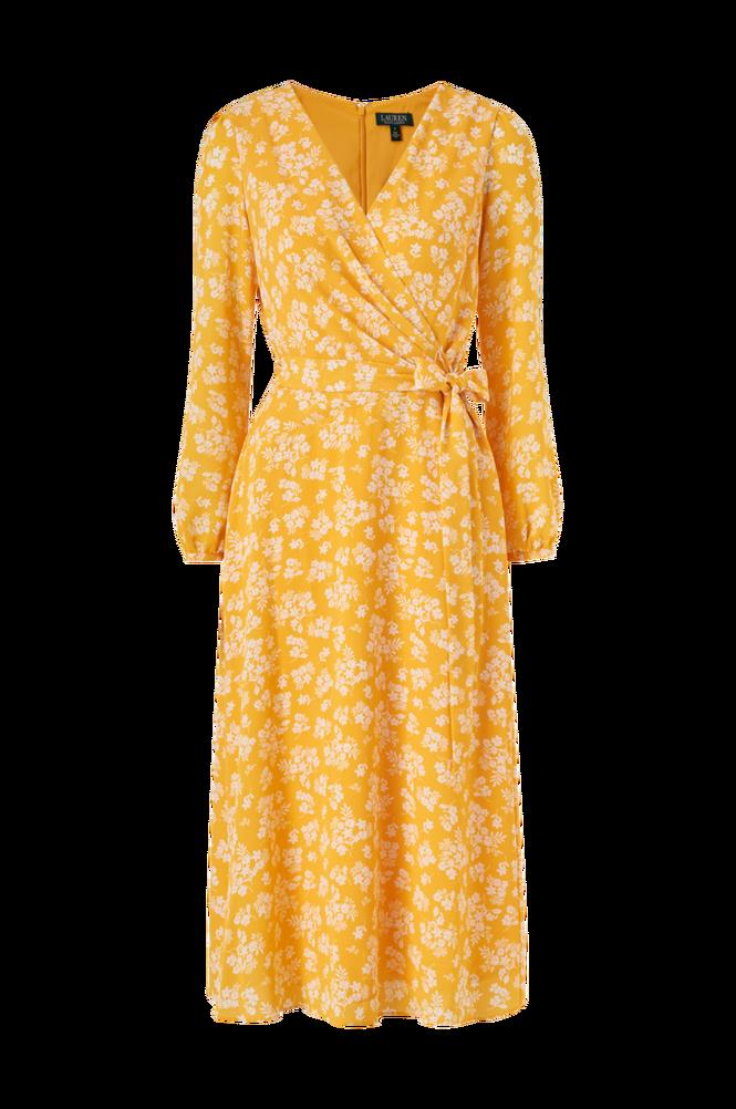 Lauren Ralph Lauren Kjole Franny Long Sleeve Dress