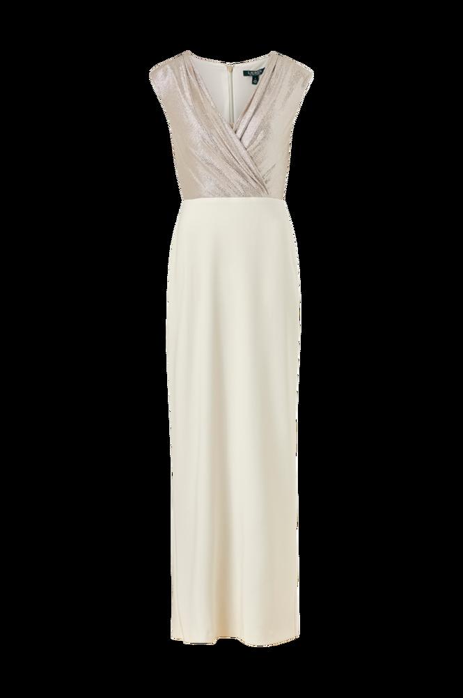 Lauren Ralph Lauren Maxikjole Irakita Cap Sleeve Evening Dress