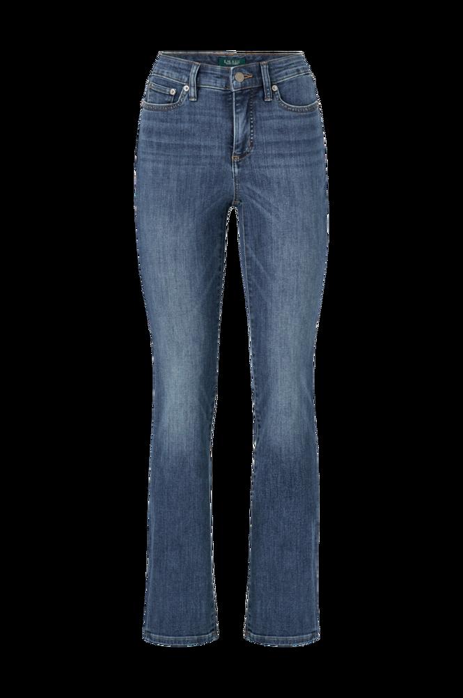 Lauren Ralph Lauren Jeans PRM Straight 5 Pocket Denim