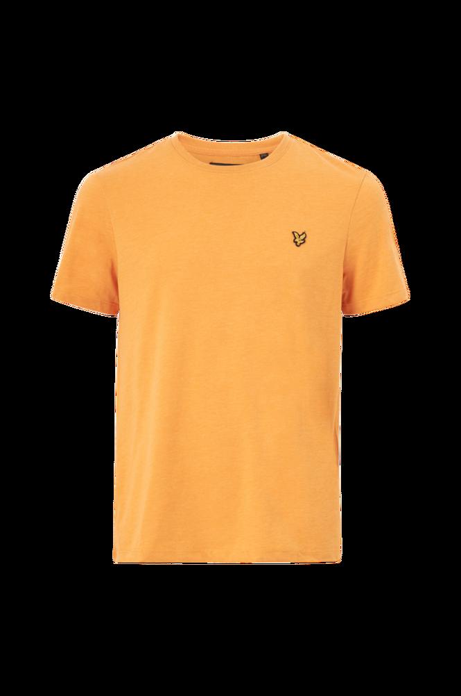 Se Lyle & Scott T-Shirt Marl T-Shirt ved Ellos