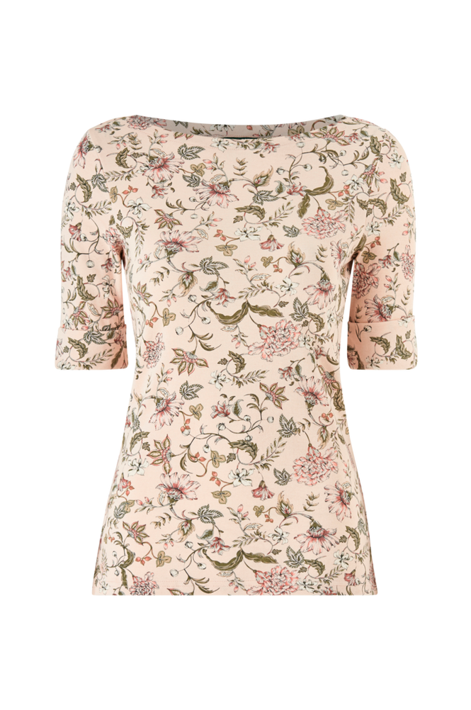 Lauren Ralph Lauren Top Judy-Elbow Sleeve-Knit