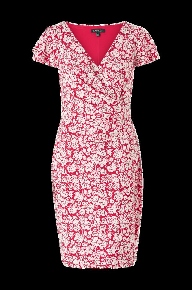 Lauren Ralph Lauren Kjole Pica Short Sleeve Day Dress
