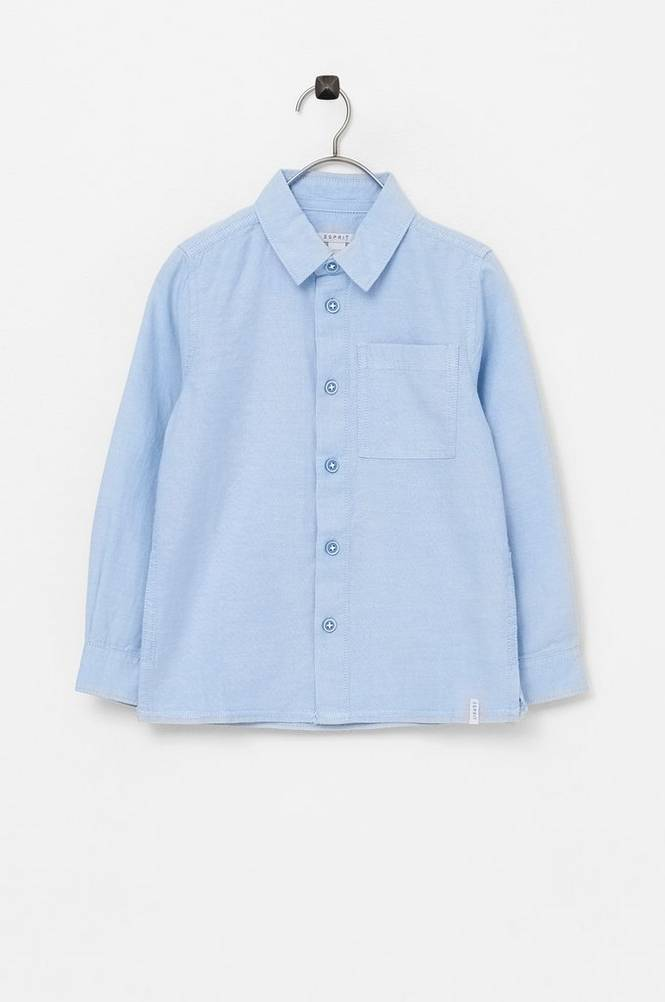 Esprit Skjorte med Oxford-struktur