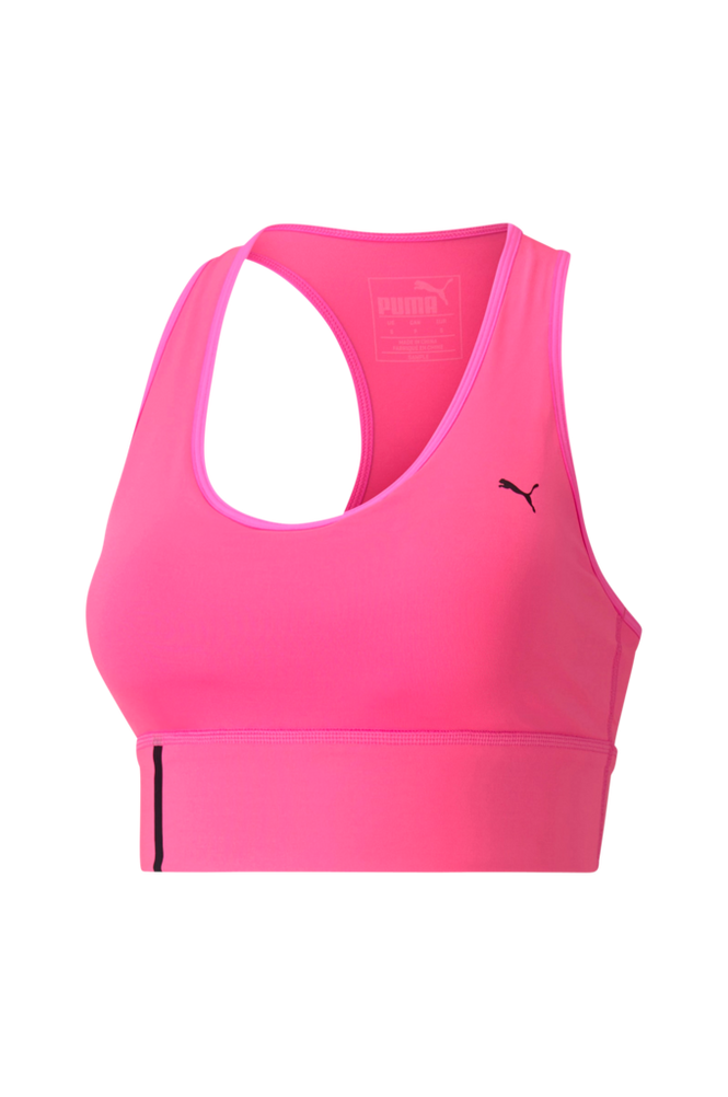 Puma Sports-bh Mid Impact Long Line Bra