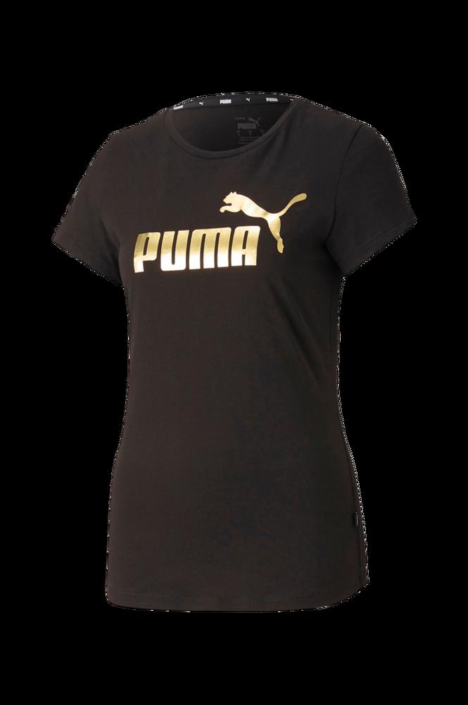 Puma Top ESS+ Metallic Tee