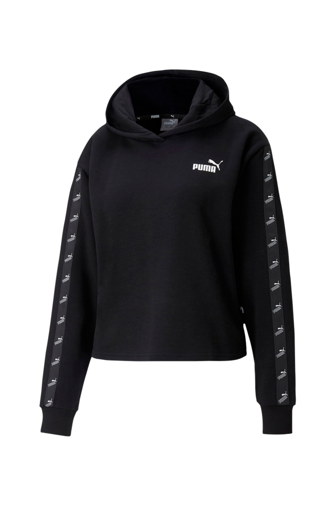 Puma Hættetrøje Amplified Cropped Hoodie TR