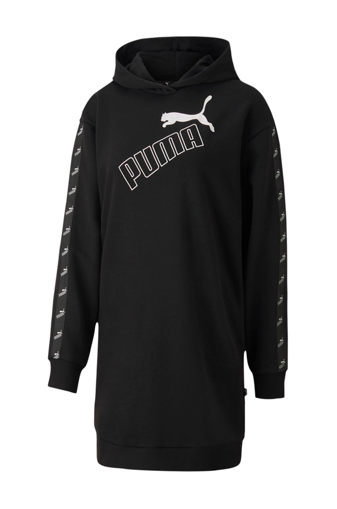 Puma Kjole Amplified Hooded Dress TR