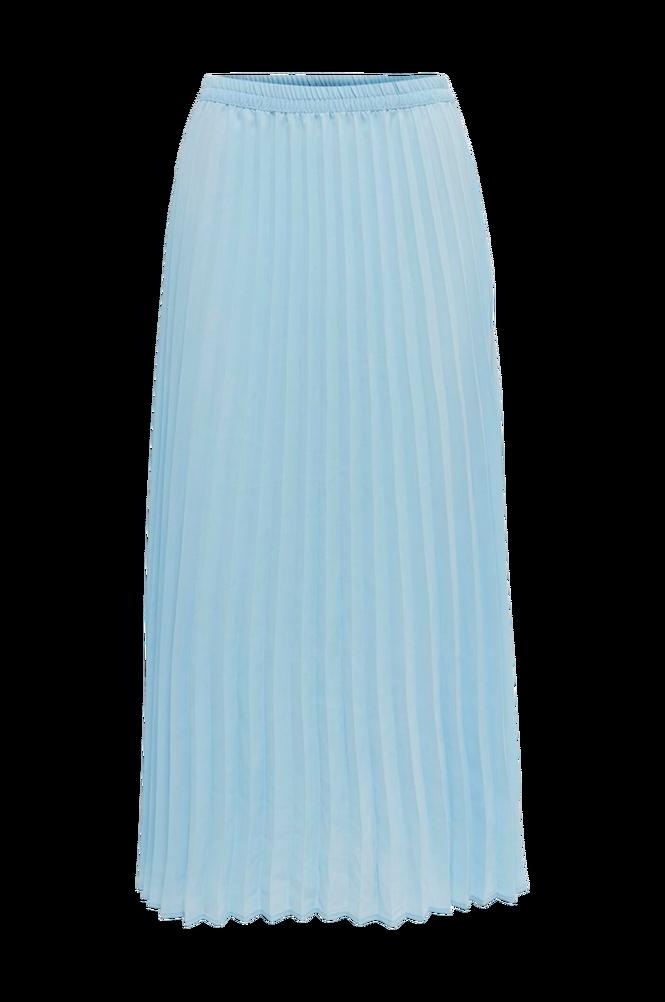 Only Nederdel onlAlma Poly Plisse Skirt