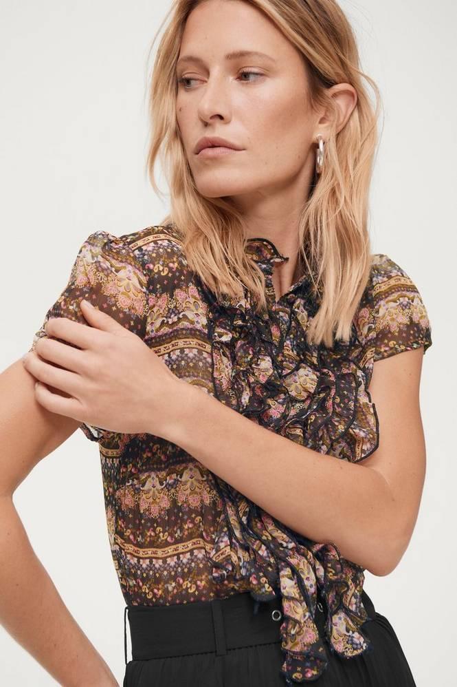 Saint Tropez Bluse BabetteSZ Lilly Shirt SS