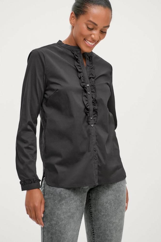 Saint Tropez Bluse BuffySZ LS Shirt