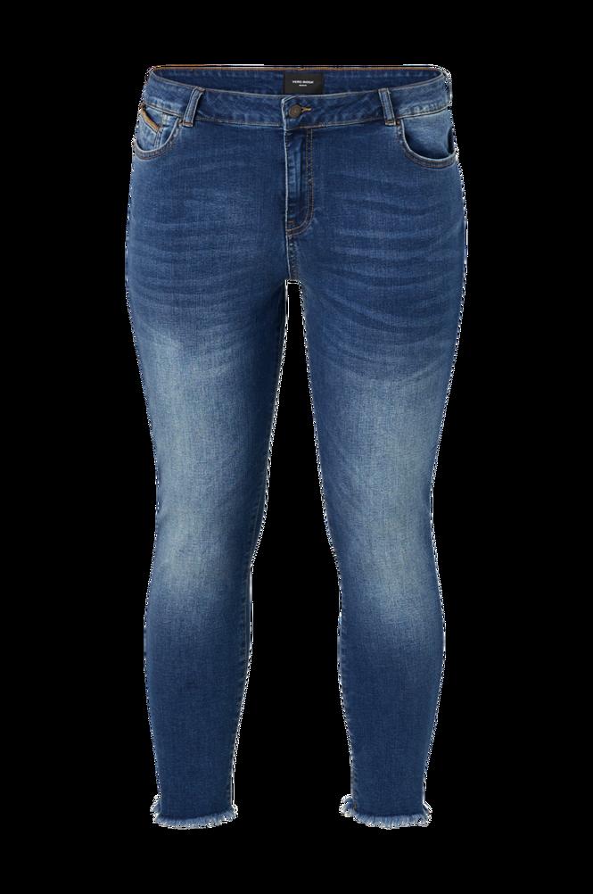 Vero Moda Curve Jeans vmSeven MR Slim Sue Ank ST311