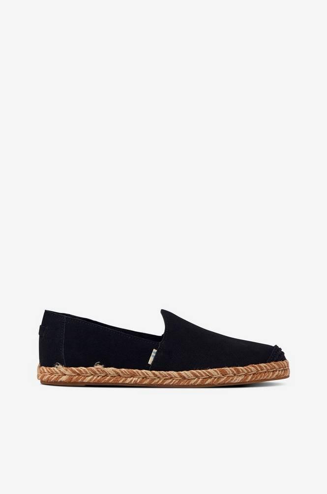 TOMS Espadrillos/Sneakers Pismo Black Suede