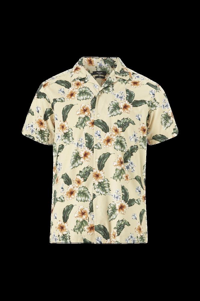 jack & jones Skjorte jprDale Resort Shirt S/S One Pocket, slim fit