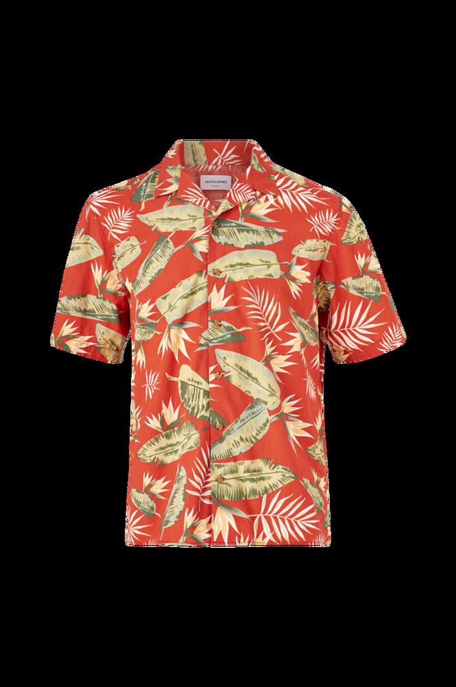 jack & jones Skjorte jorTropical Shirt SS