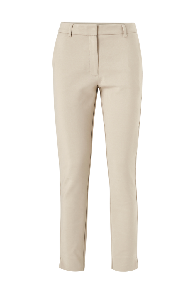 Selected Femme Bukser slfMuse Fie Cropped MW Pant