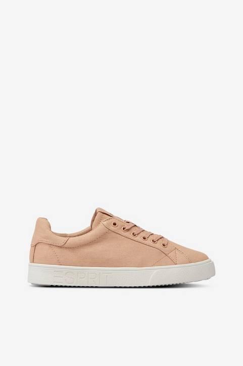 Sneakers i textil