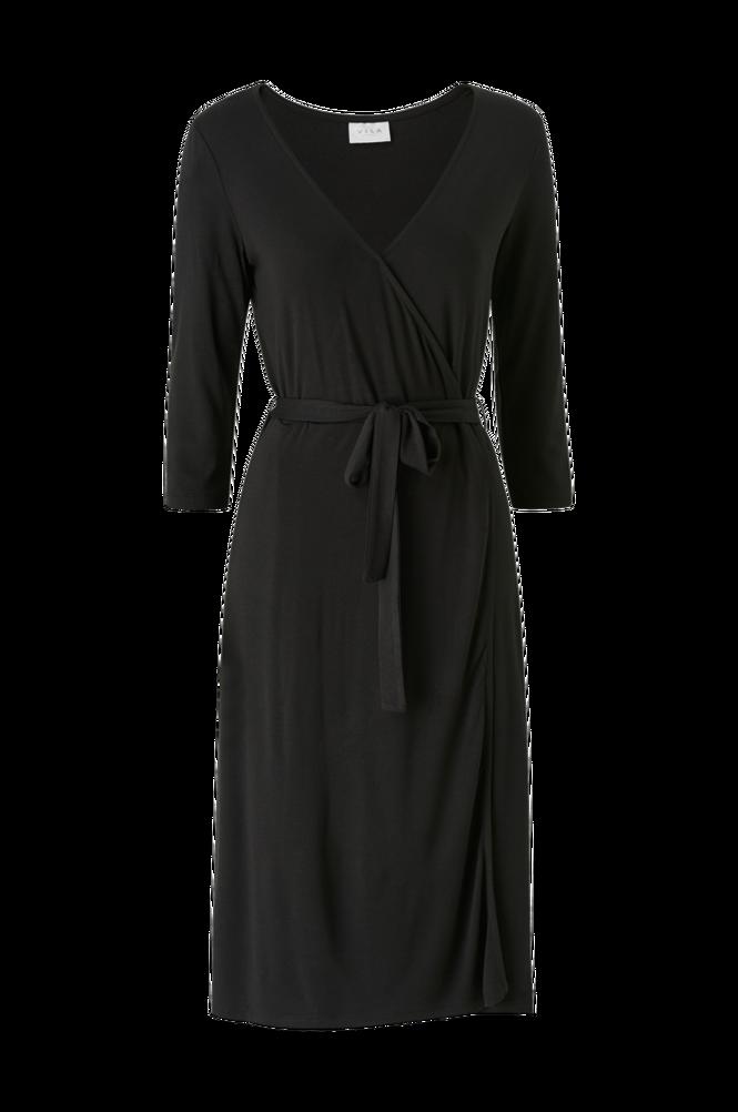 Vila Kjole viDell Wrap 3/4 Dress