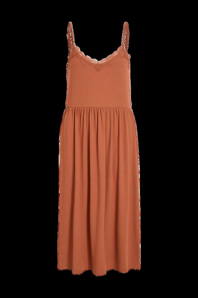 Vila Kjole viSofi Strap Midi Dress
