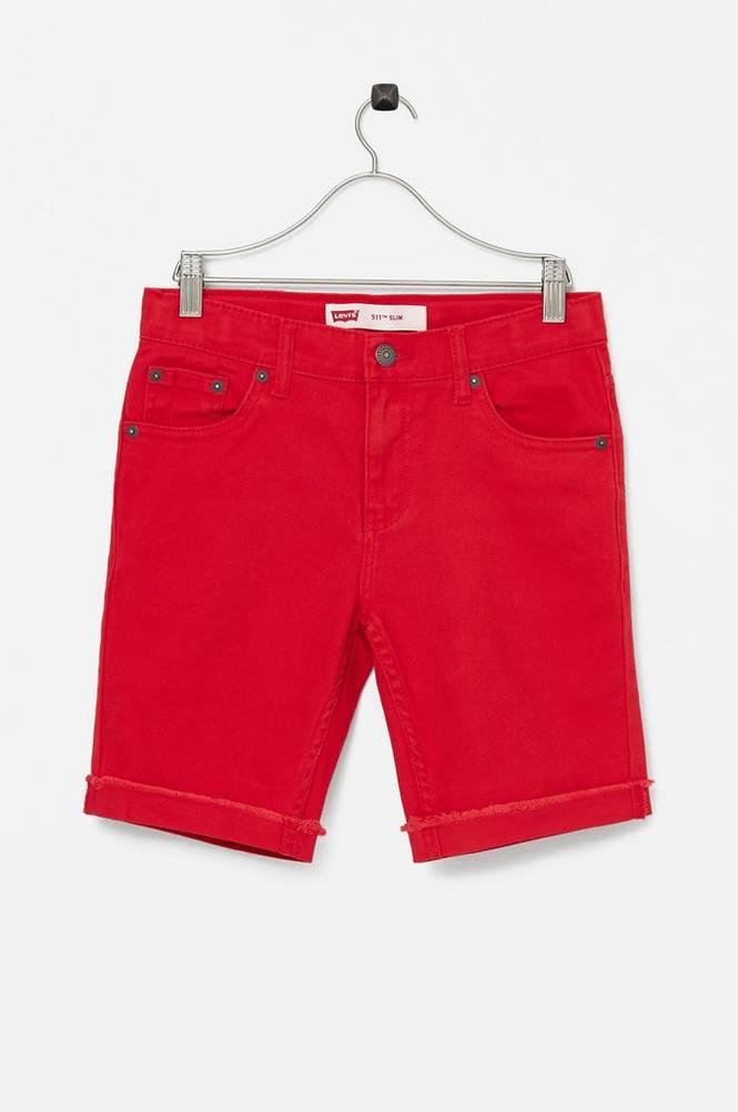 Levi's Denimshorts Lvb 511 Cuffer Short Slim