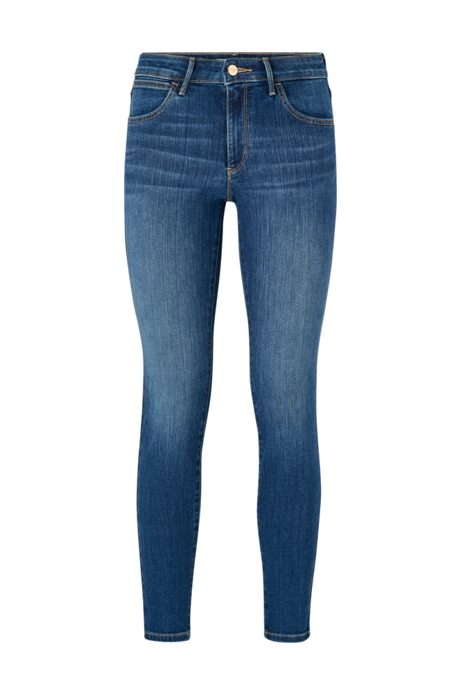 Wrangler Jeans Skinny Authentic Blue