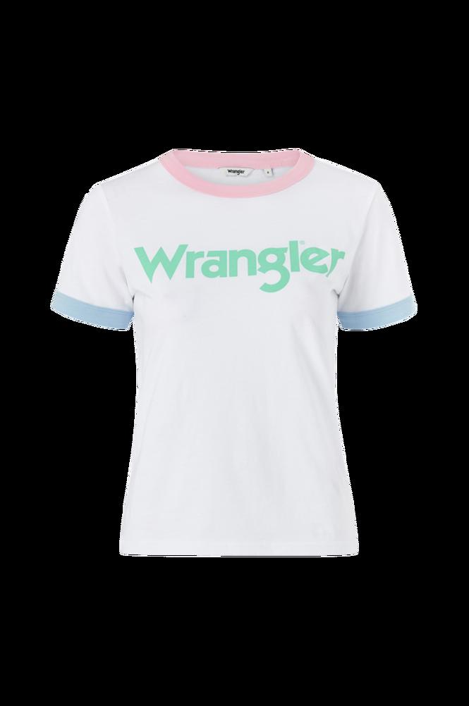 Wrangler Top Ringer Tee