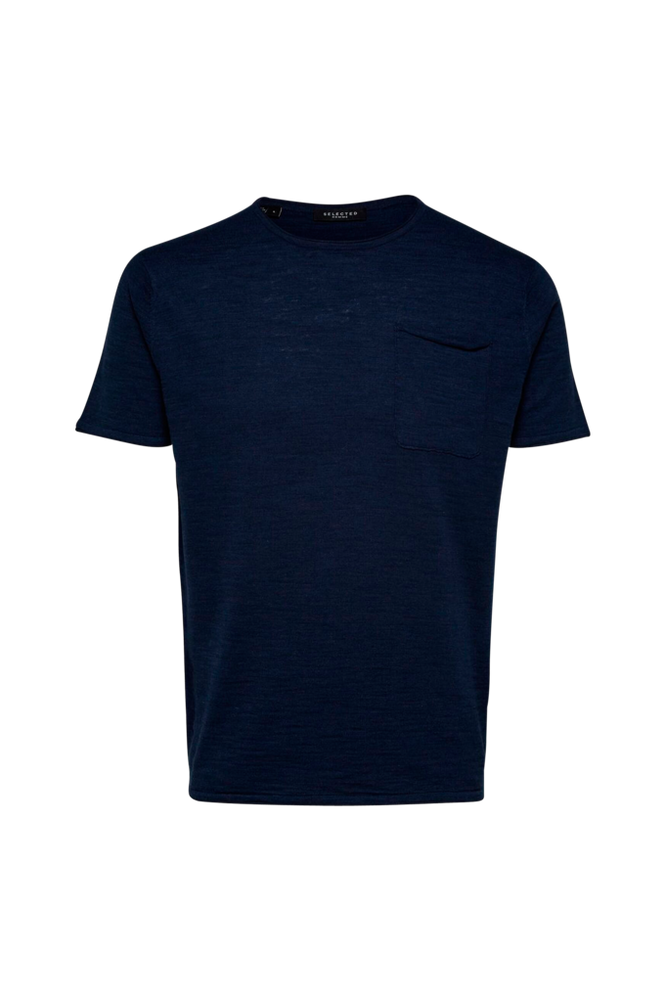 Selected Homme T-shirt slhBrooklyn SS Crew Neck