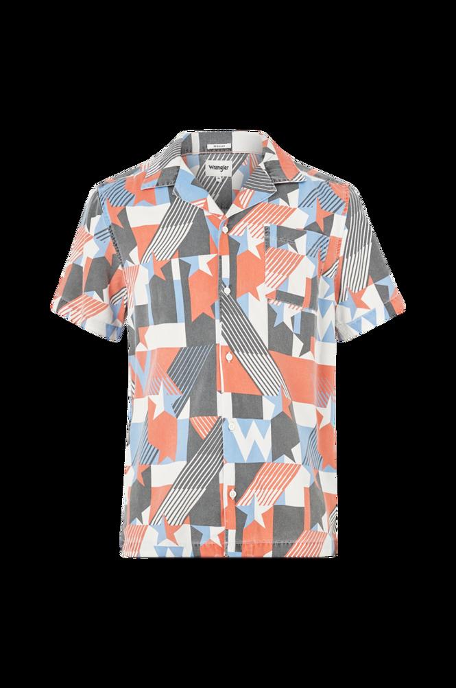 Wrangler Skjorte SS 1 Pkt Shirt