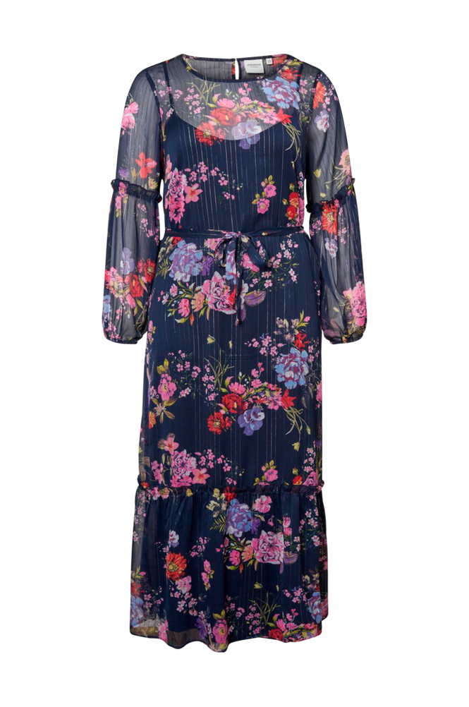JUNAROSE by VERO MODA Maxikjole jrFie LS Maxi Dress