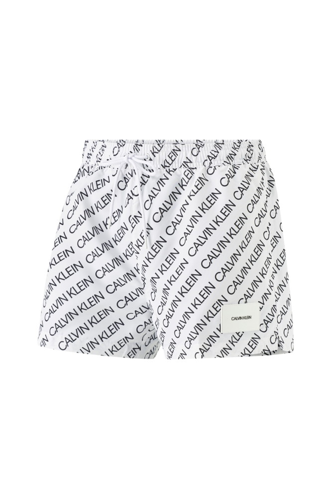 Calvin Klein Underwear Badeshorts Short Drawstring-Print