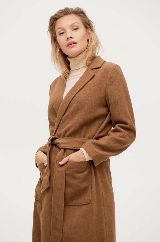 Saint Tropez Frakke ClaraSZ Coat