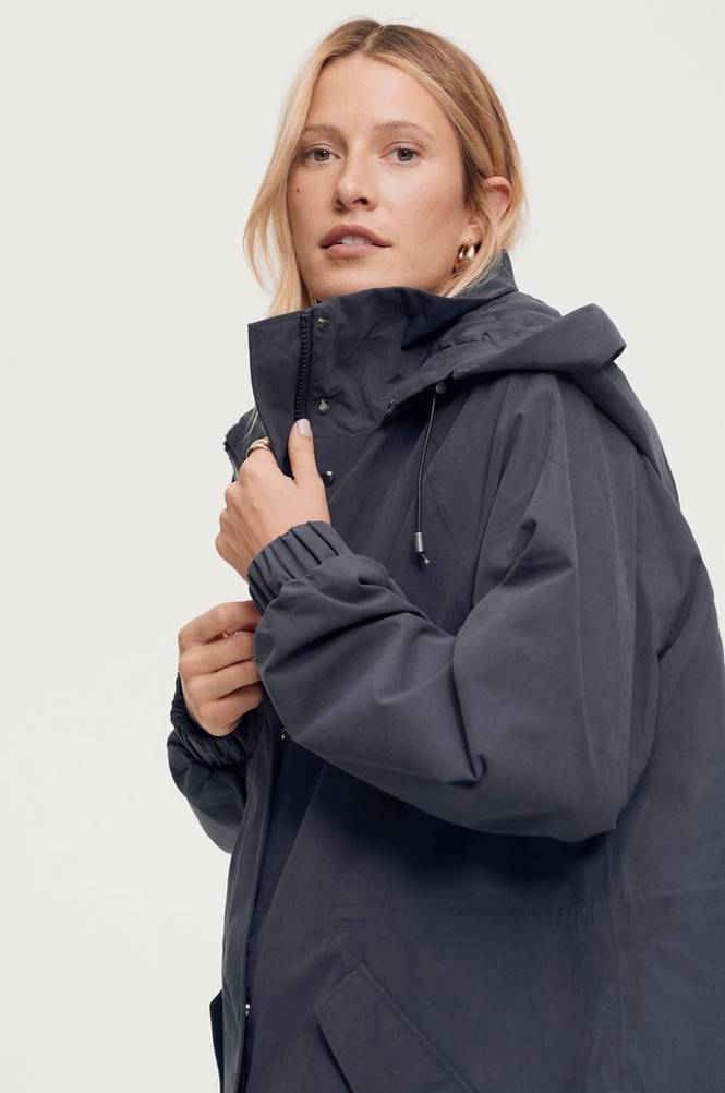 Saint Tropez Frakke ChristineSZ Raincoat