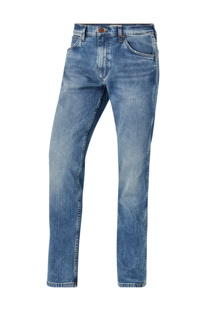 Wrangler Jeans Greensboro Red Flame