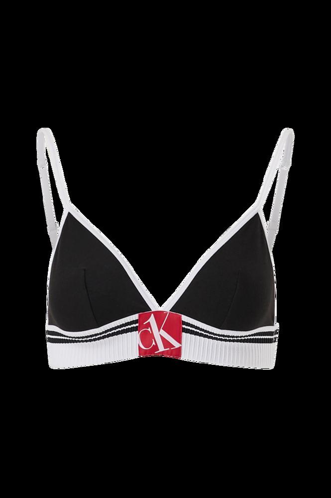 Calvin Klein Underwear Bh-top Unlined Triangle