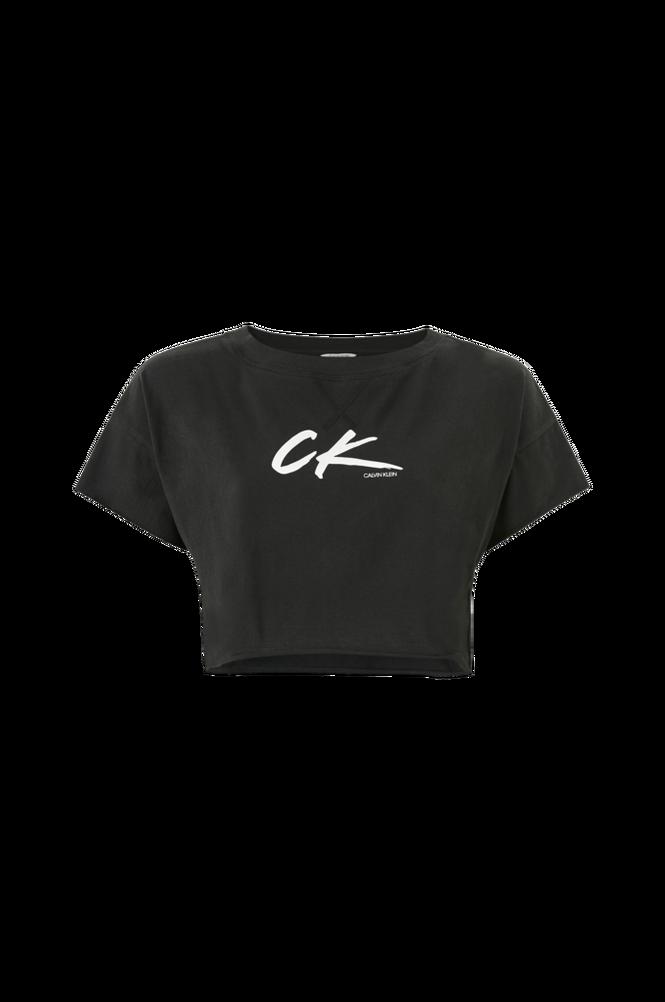 Calvin Klein Underwear Top Cropped Tee