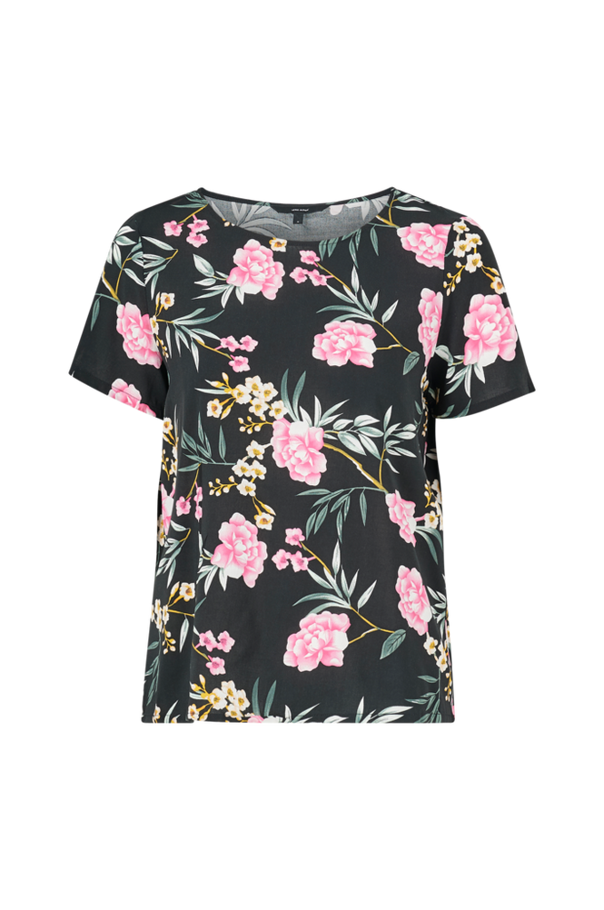 Vero Moda Bluse vmSimply Easy SS Top Wvn
