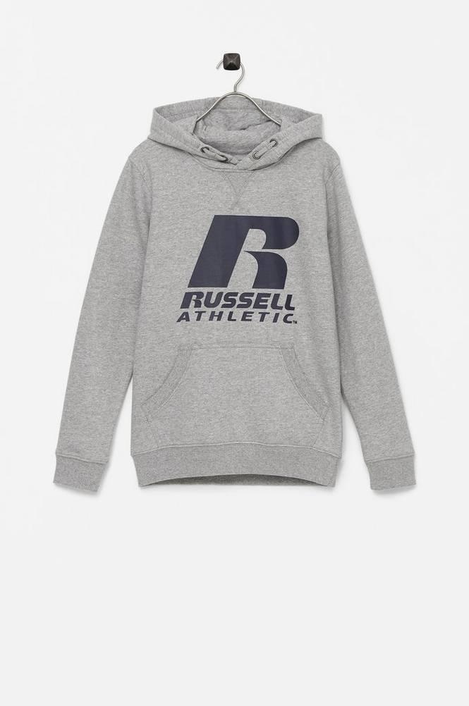 Russell Athletic Hættetrøje R Logo BB Hoodie