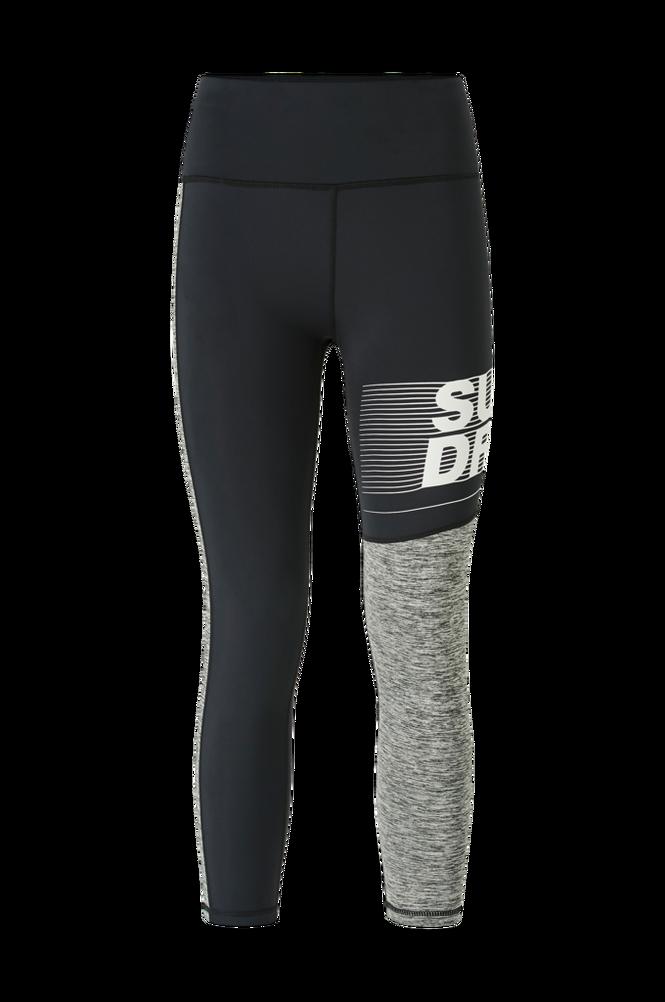 Superdry Træningstights Training Graphic 7/8 Leggings