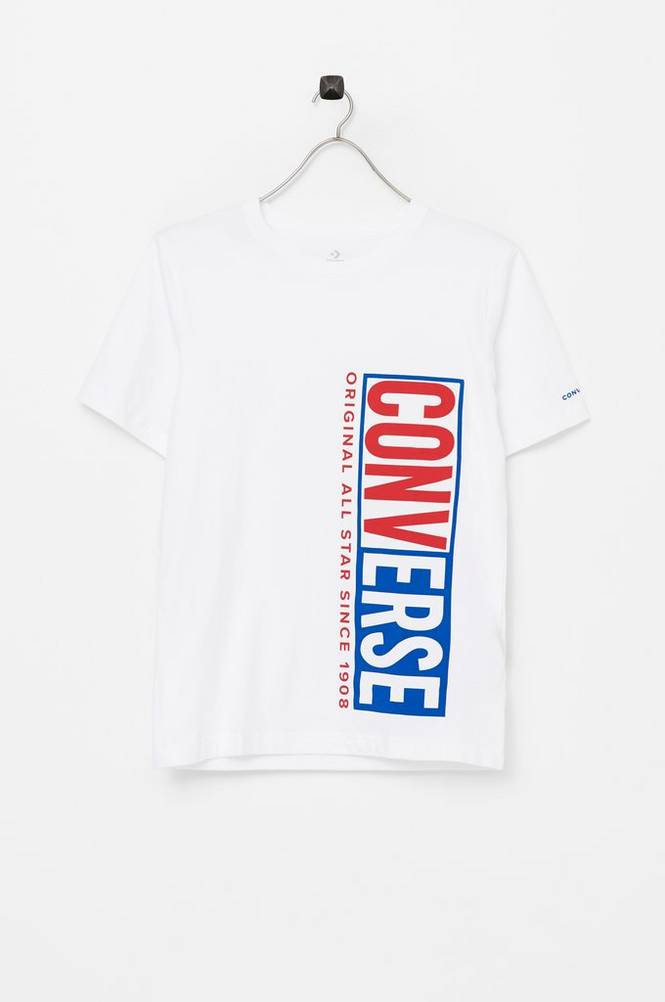 T-shirt Converse Split Box Tee
