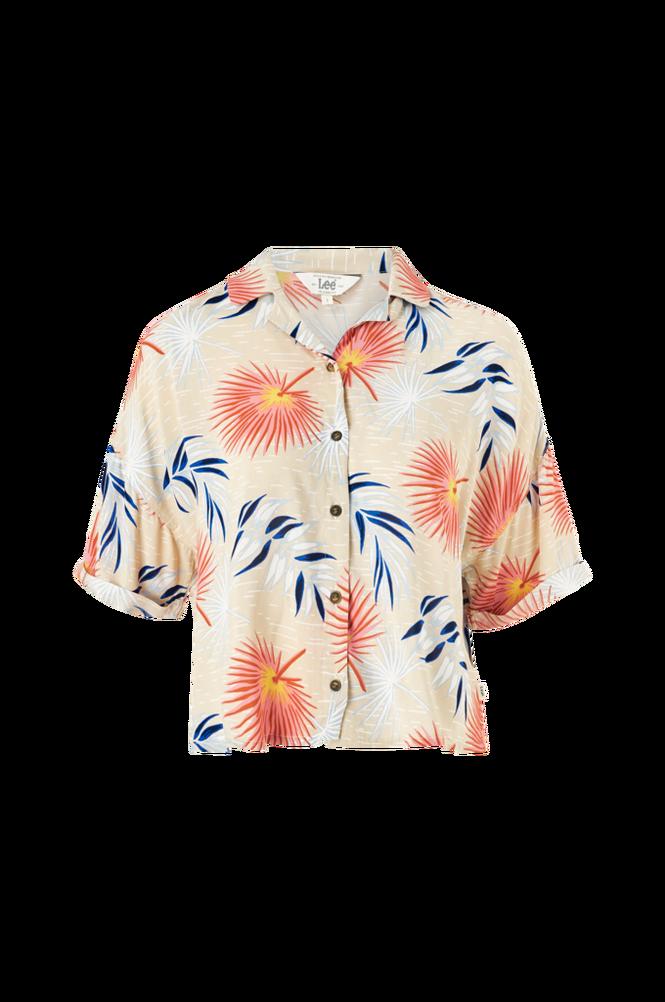 Lee Skjorte Floral Resort Shirt