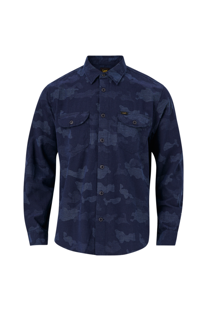 Lee Skjorte Seasonal Worker Shirt